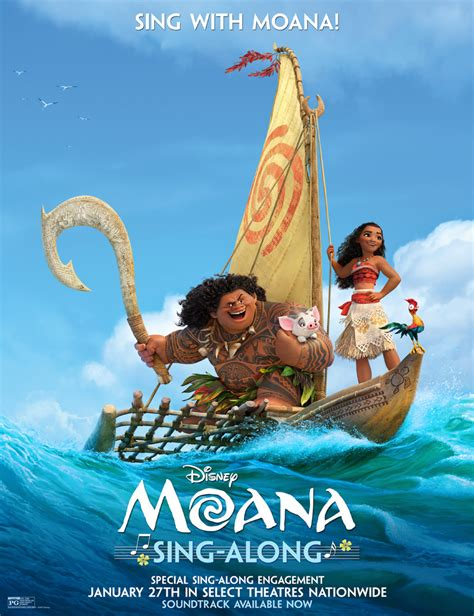 locandina film moana moana trailer revealed by walt disney animation studios