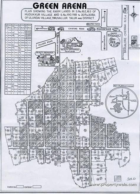 layout approval process in chennai green arena sriperumbudur chennai residential plot