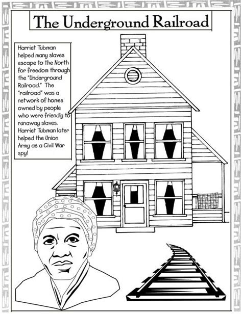 harriet tubman social studies unit lesson plan pinterest