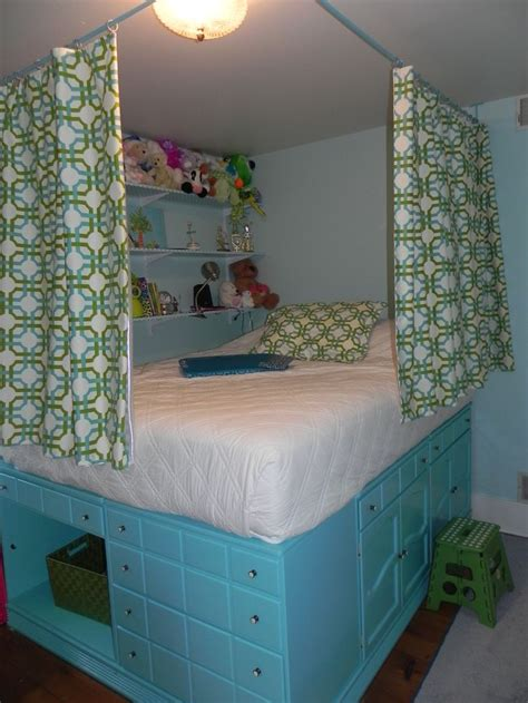 Dresser Beds by Best 25 Dresser Bed Ideas On