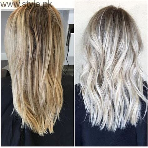 micro hair foil technique micro foiling the new hair color trend 2016 style pk