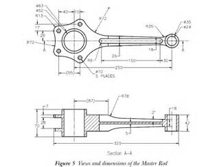 radial engine master rod radial free engine image for user manual