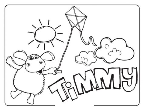 shaun the sheep coloring pages coloring pages