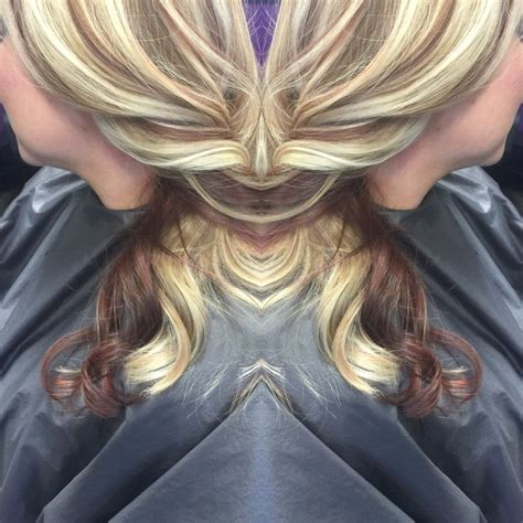dark blond with mahogany lowlights olive skin pic 25 best ideas about mahogany highlights on pinterest