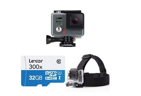 Go Pro Sweepstakes - win a brand new gopro starter bundle from sweepstakes advantage