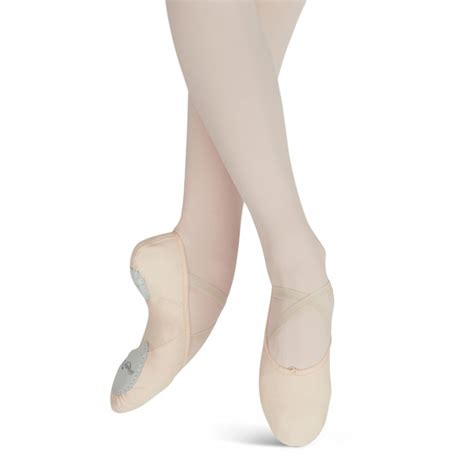 ballet slipper socks capezio juliet canvas ballet slippers
