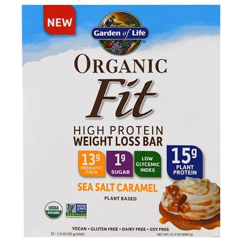weight watchers protein bars recipe garden of organic fit high protein weight loss bar