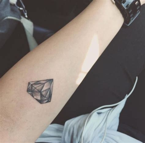 small diamond tattoos 60 small designs to show lasting
