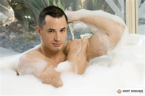 hot house gay muscle hunk antton harri posing naked at suck a boner