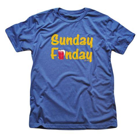 Sunday Tshirt s sunday funday t shirt on storenvy