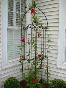 Rose Trellis Plans by Metal Trellis Trellis Designs Decorative Garden Trellises