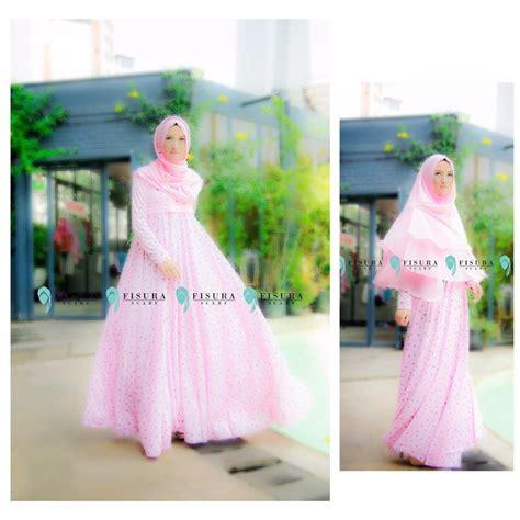 Busana Muslimah Miska Set Vol3 By Fisura supplier baju muslim terbaru