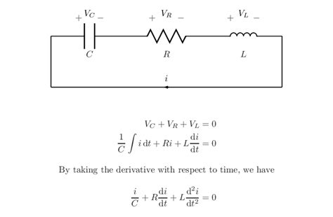 inductor circuit differential equation homework and exercises how to determine the voltage polarity of inductor in a circuit