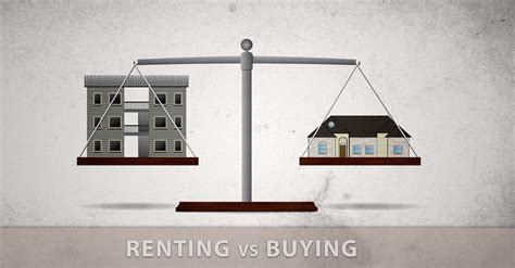 best time to rent a house renting versus buying determining your best option