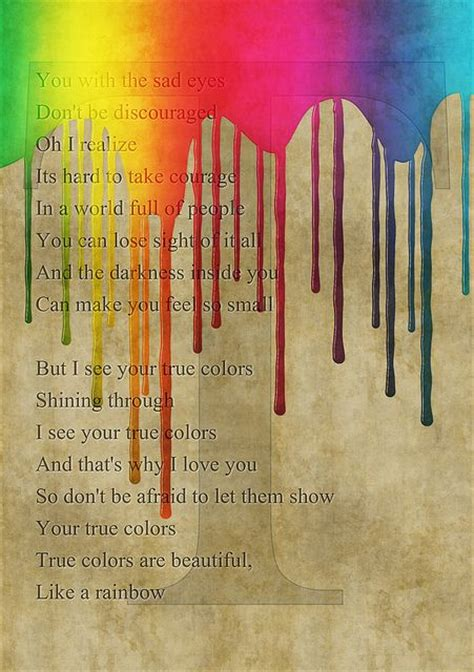true color lyrics true colors lyrics songs of inspiration you with the