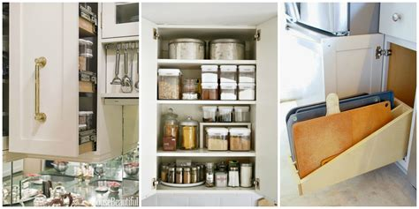 cabinet storage ideas organizing kitchen cabinets storage tips for cabinets