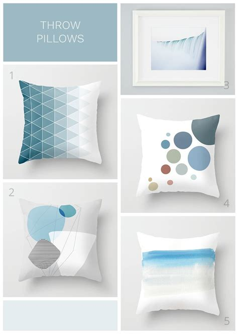 4 tips for how to choose throw pillows for your sofa