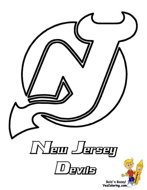nhl coloring pages 9 best colouring pages hockey images on