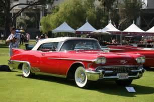 Pictures Of Cadillacs La Car Concours 1958 Cadillac Eldorado Biarittz Img 50