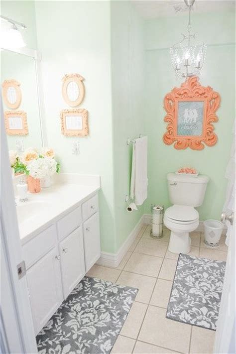 mint green bathroom accessories 190 best images about home decor on pinterest lorraine