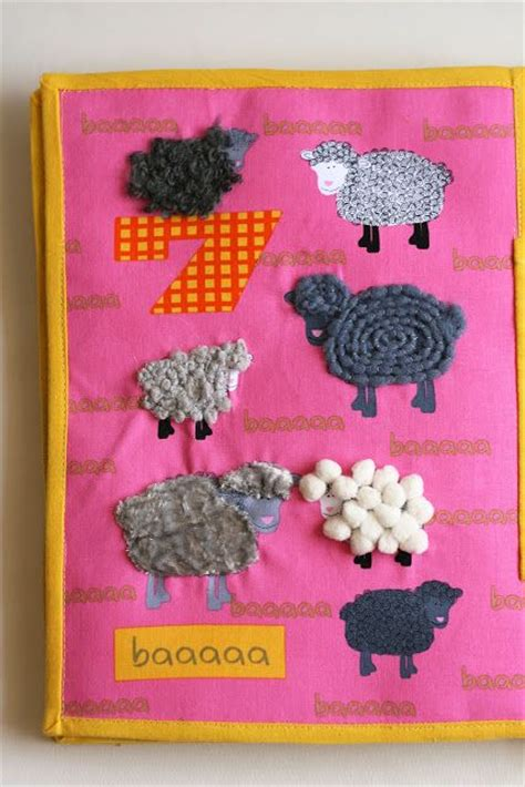 Handmade Busy Book - 17 best images about book farm on