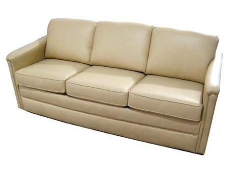 flexsteel  sofa sleeper master tech rv