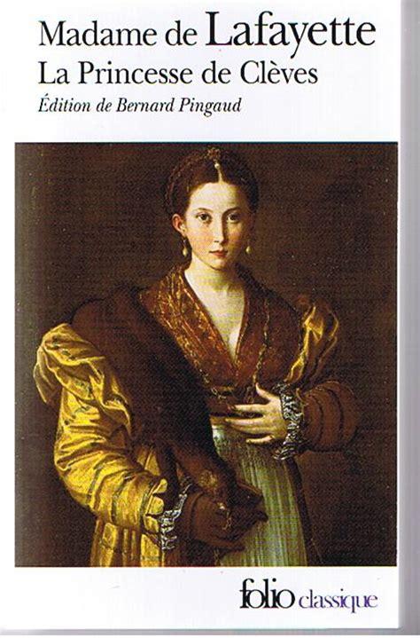 la princesse de cleves 208122917x mme de la fayette 171 la princesse de cl 232 ves 187 1678