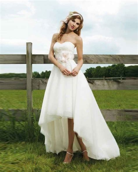 simple country style wedding dresses 6 simple and casual ideas for summer wedding dresses