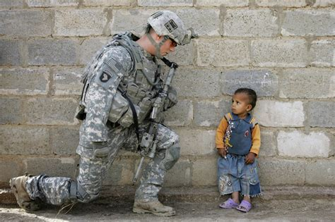 Child In The War ptsd and the future wars huffpost
