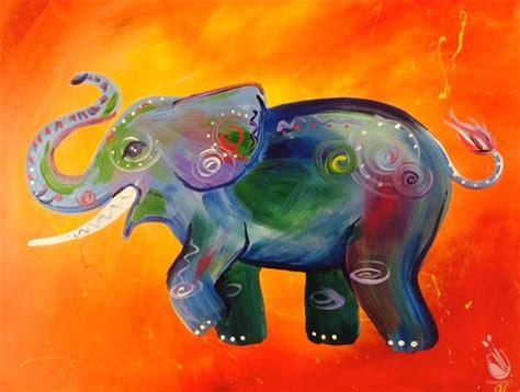 paint with a twist spokane elephant 35 age 16 up 4 14 2017 spokane