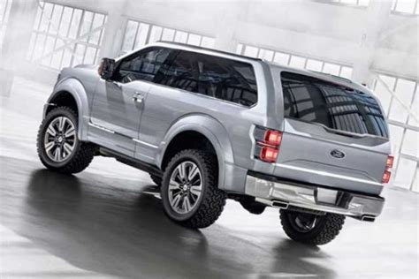 ford bronco price specs release date