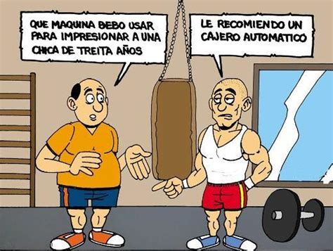 imagenes chistosas y picaras chistes gym