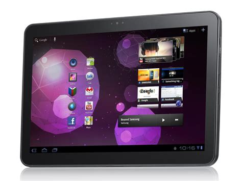 android tablet top 5 best 10 inch android tablets you must buy in 2012