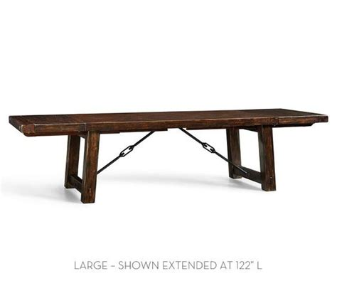 Pottery Barn Benchwright Table by The World S Catalog Of Ideas