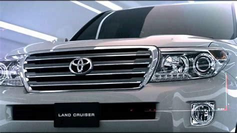 Toyota Never Breaks New Toyota Land Cruiser V8