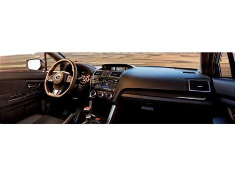 subaru wrx custom interior 2017 subaru wrx interior u s report