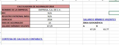 calculadora de vacaciones 2016 newhairstylesformen2014com calculadora de aguinaldo 2016 en excel calculos contables