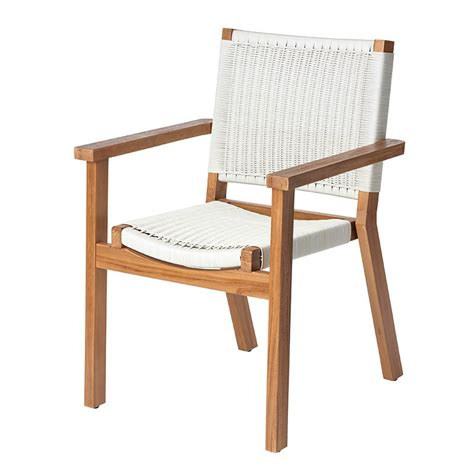 White Wicker Dining Chair Boyd Corfu Dining Chair Manu White Wicker Heat Grill
