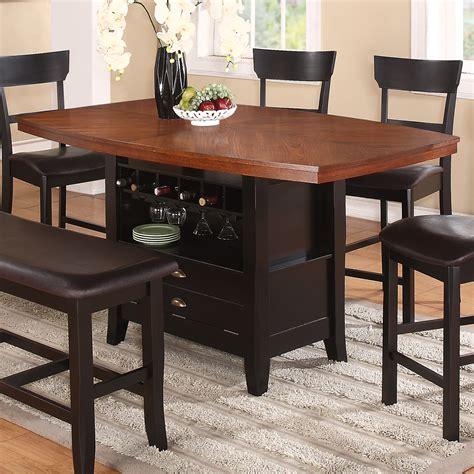 Counter Top Dining Table Barrel Studio Wachusett Counter Height Dining Table Reviews Wayfair