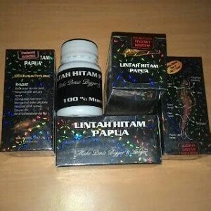 minyak lintah papua hitam ori rumah herbal nabawi