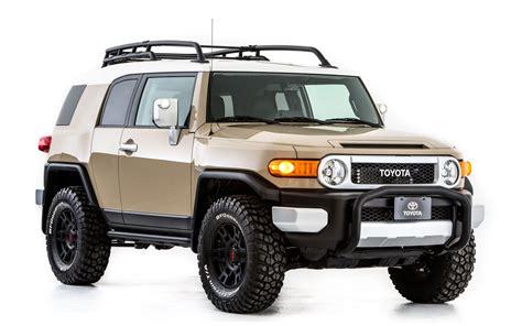 trd tuned toyota fj cruiser concept 2012 sema show
