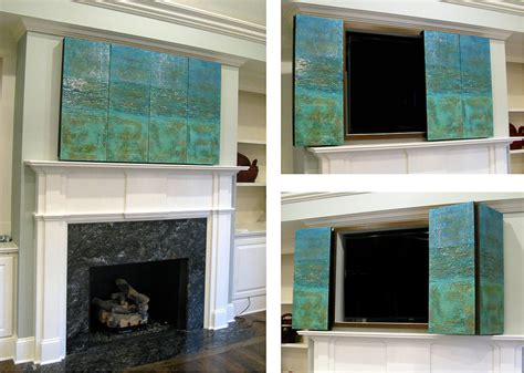 Tv Cabinet With Doors To Hide Tv Media Cabinet That Hides Tv Media Cabinets Looking For Options To Hide The Tv Let Us Transform