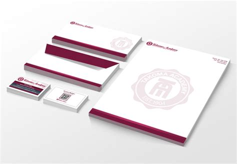 business card letterhead package stationery branding package xtreme websites