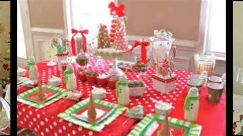 decorar mesa navidad para cena ideas para decorar la mesa para la cena de navidad