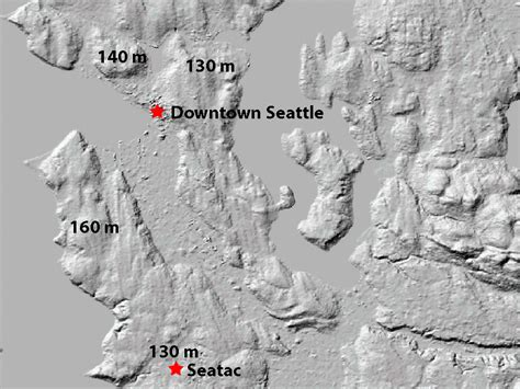 seattle map elevation index of robwood discussion