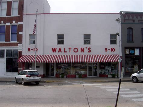 five and dime stores file walton s five and dime store bentonville arkansas