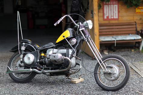 Motorrad Umbau Chopper by Bmw Chopper Umbauten