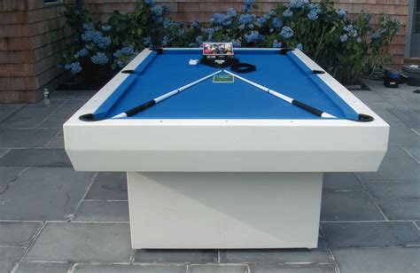 1000 series outdoor pool table