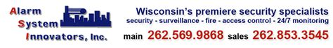 alarm system innovators milwaukee wisconsin based