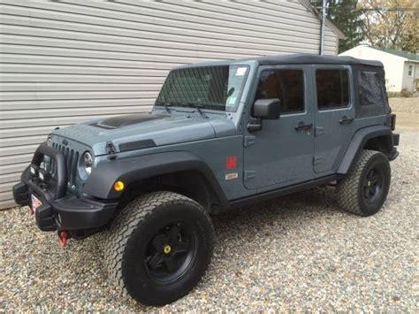White Jeep Wrangler For Sale 2014 Jeep Wrangler Unlimited For Sale In White Lake Michigan